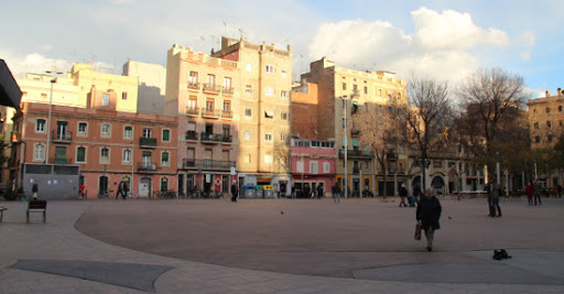 Plaça del Poeta Boscà